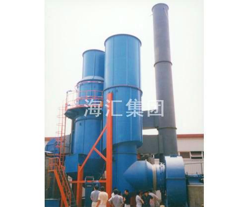 利群化工集团脱硫除尘项目