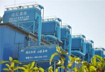 海南省儋州市某除尘项目--脉冲袋式除尘器