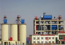 新疆喀什英吉沙粉磨站大型除尘项目--脉冲袋式除尘器