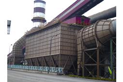章丘市冶金辅料有限公司除尘项目--脉冲袋式除尘器