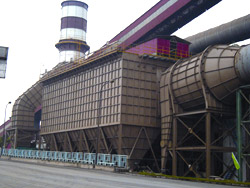 冶金行业除尘系统
