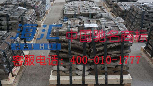 海汇集团出口日本的铸件产品