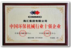 集团,888真人官方网站,中国环保机械行业十强企业