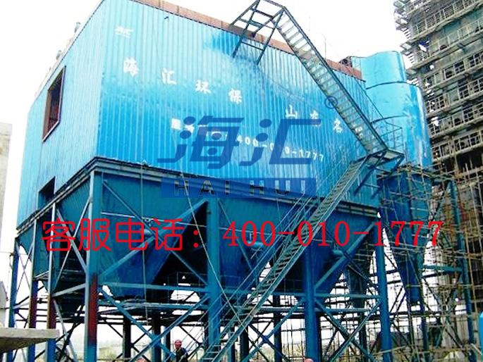 脉冲袋式除尘器--130T/h流化床锅炉除尘项目