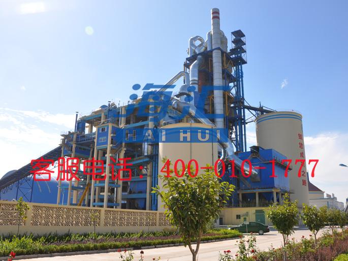 SNCR�硝技�g在新型干法水泥熟料生�a���用�目--水泥�S�硝