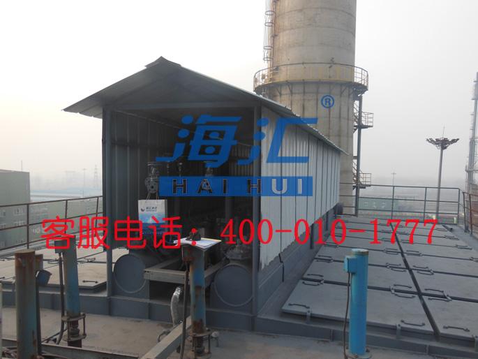 兖矿国际焦化1#锅炉静电除尘器改电袋复合除尘器项目,从设计、制作到安装及调试完成,全部由海汇集团独立完成,符合环保排放要求,顺利通过验收。