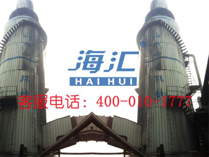 山西晋城健牛冶铸企业双碱法烟气脱硫系统设备和安装项目