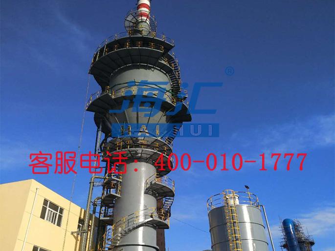9778818威尼斯官网,威尼斯官方网站承建的炭素厂脱硫、湿电除尘超低排放技改项目顺利达标
